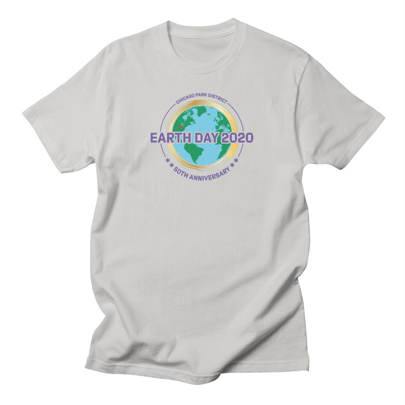 Earth Day 2020 Men's T-Shirt by chicago park district's Artist Shop