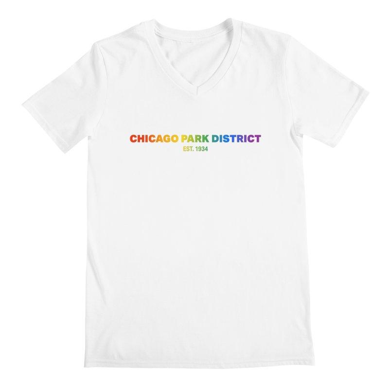 Men's None by chicago park district's Artist Shop