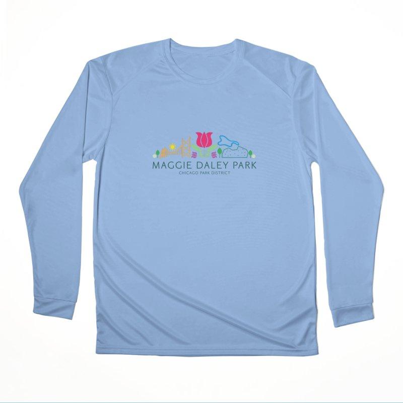 Maggie Daley Park Men's Performance Longsleeve T-Shirt by chicago park district's Artist Shop