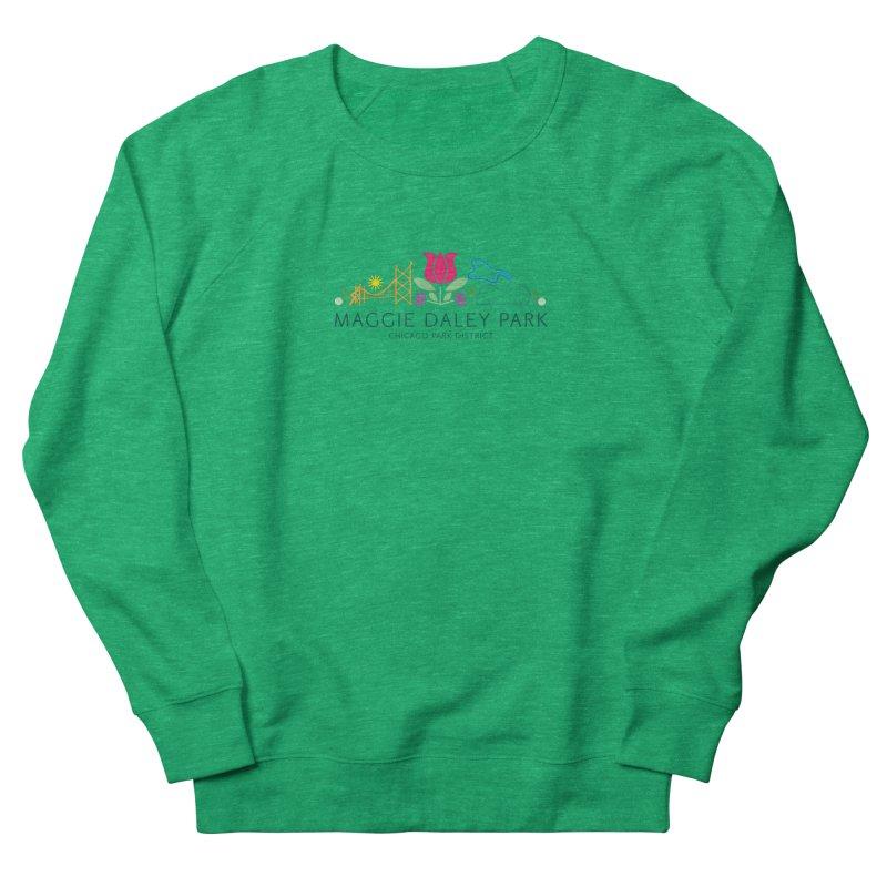 Maggie Daley Park Women's Sweatshirt by chicago park district's Artist Shop