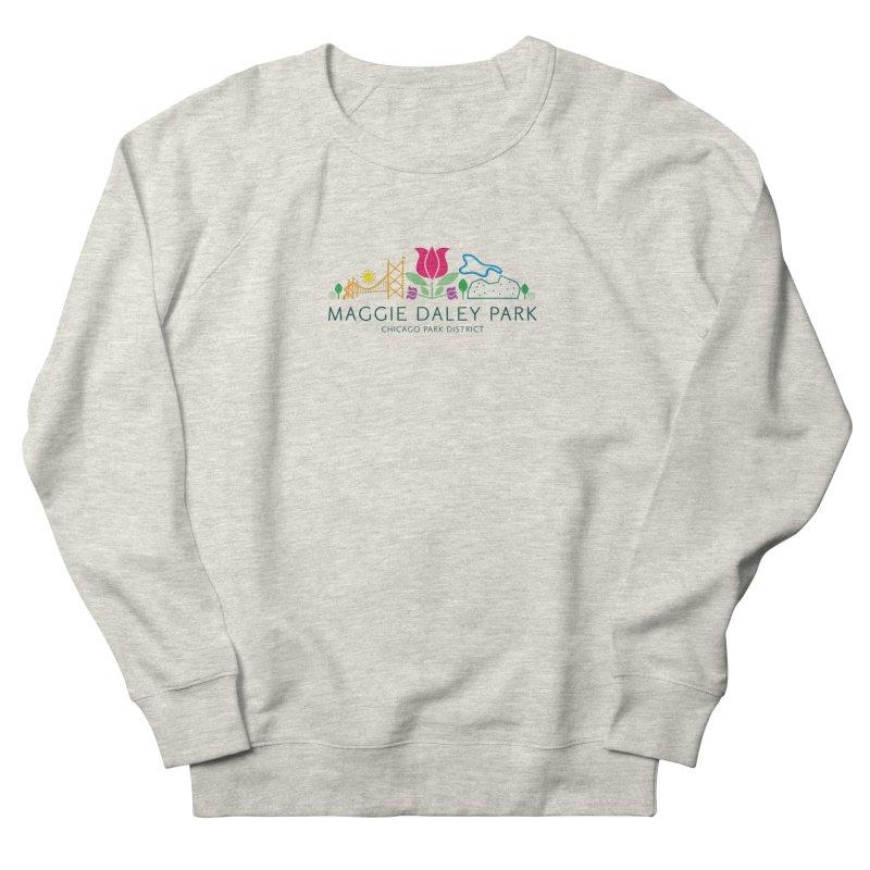 Maggie Daley Park Men's Sweatshirt by chicago park district's Artist Shop
