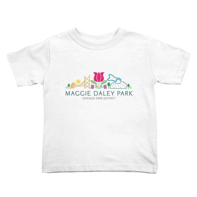 Maggie Daley Park Kids Toddler T-Shirt by chicago park district's Artist Shop