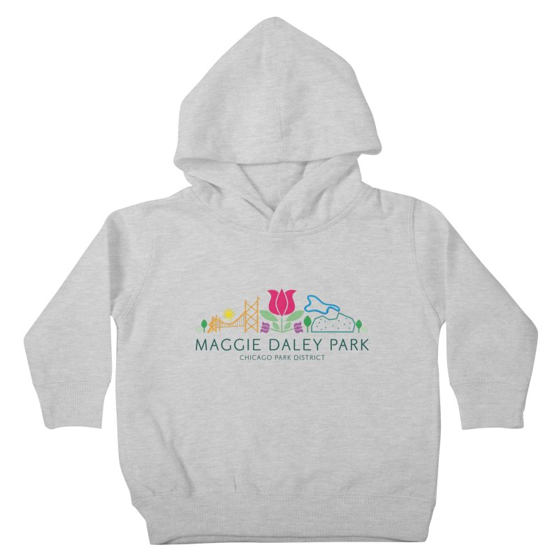 Maggie Daley Park Kids Toddler Pullover Hoody by chicago park district's Artist Shop