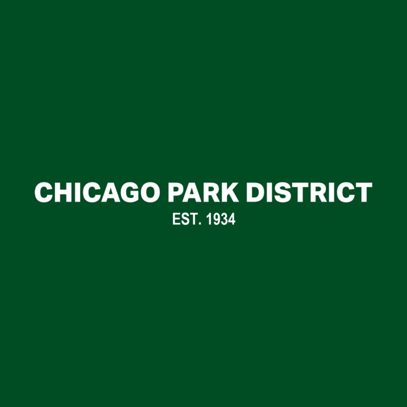 Chicago Park District Established Accessories Sticker by chicago park district's Artist Shop
