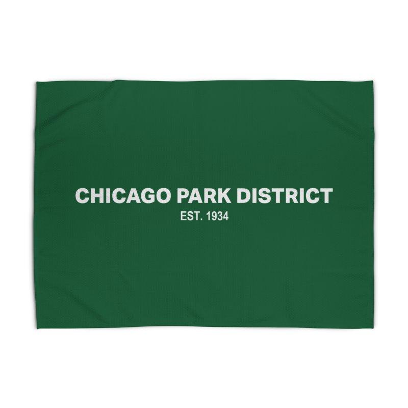 Chicago Park District Established Home Rug by chicago park district's Artist Shop