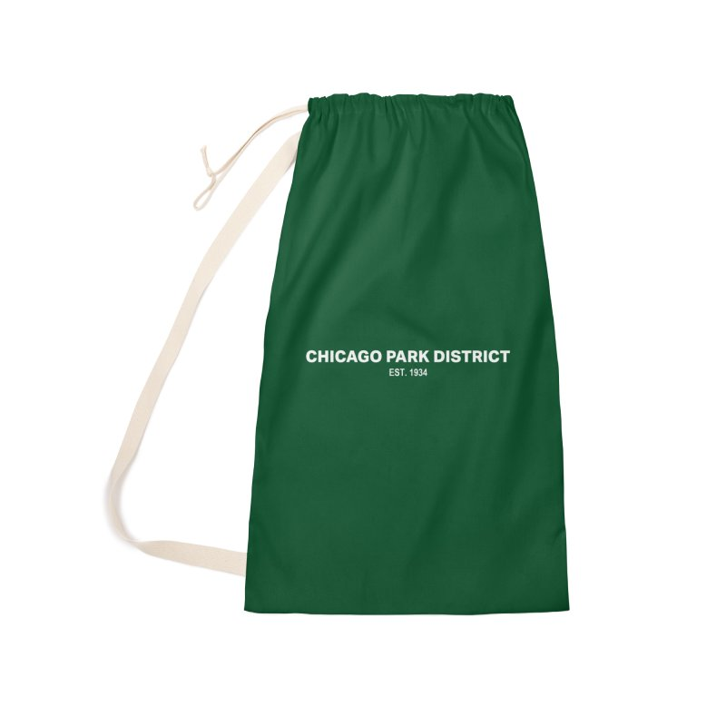 Chicago Park District Established Accessories Bag by chicago park district's Artist Shop