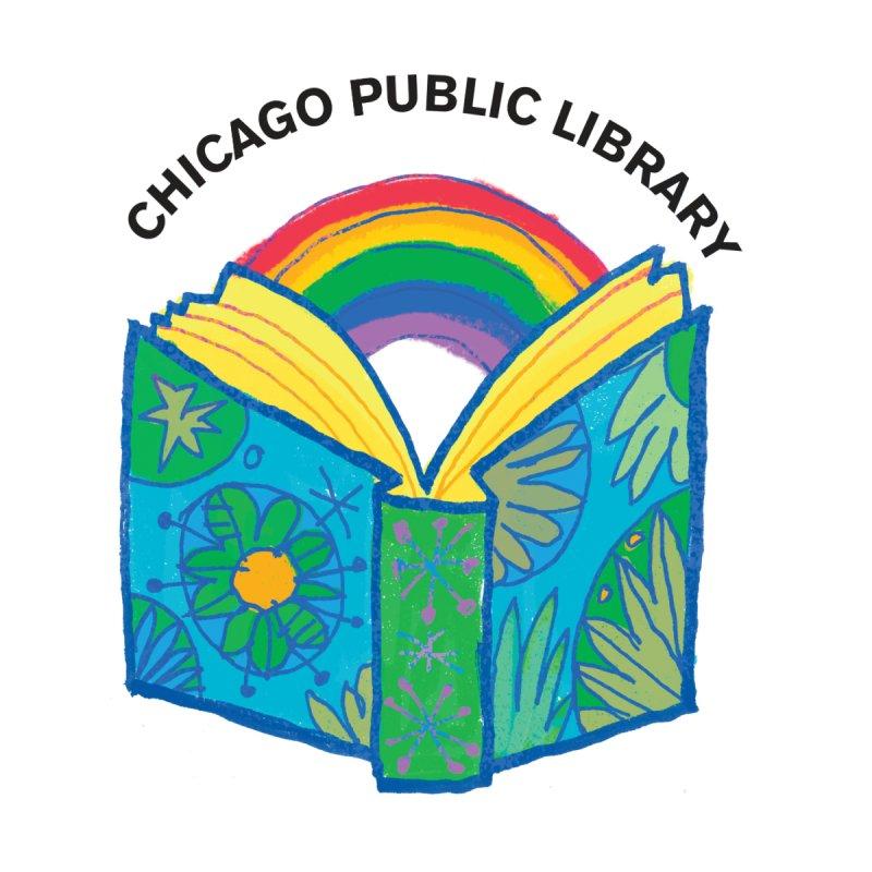 Summer 2019 Book Men's T-Shirt by Chicago Public Library Artist Shop