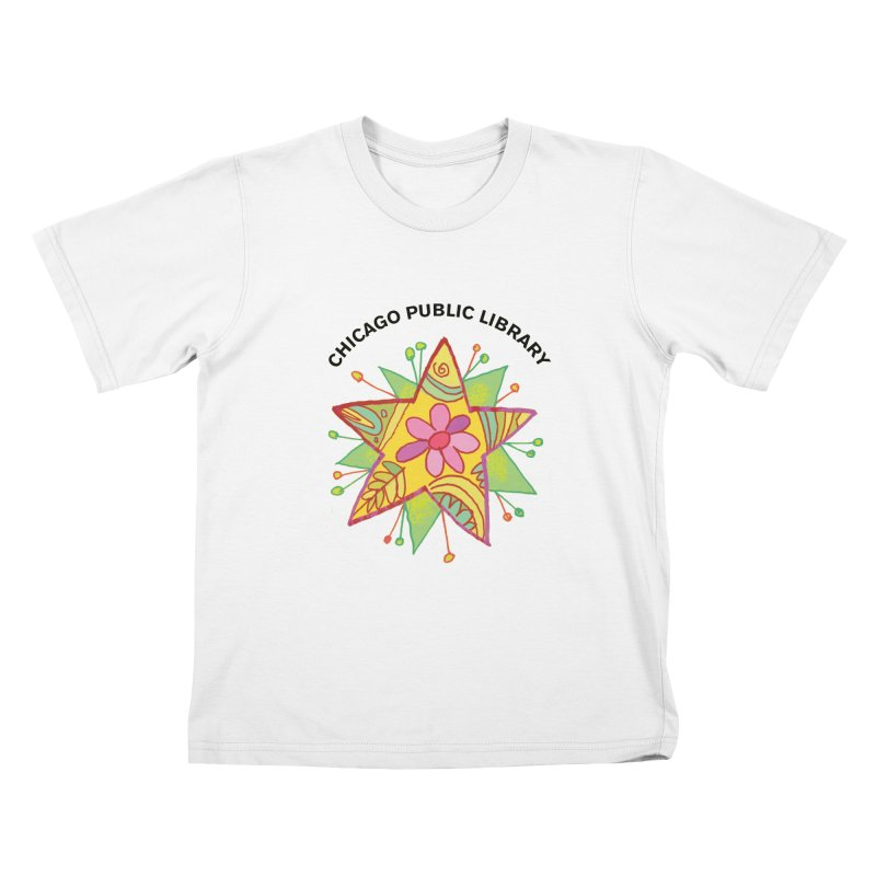 Summer 2019 Star Kids T-Shirt by Chicago Public Library Artist Shop