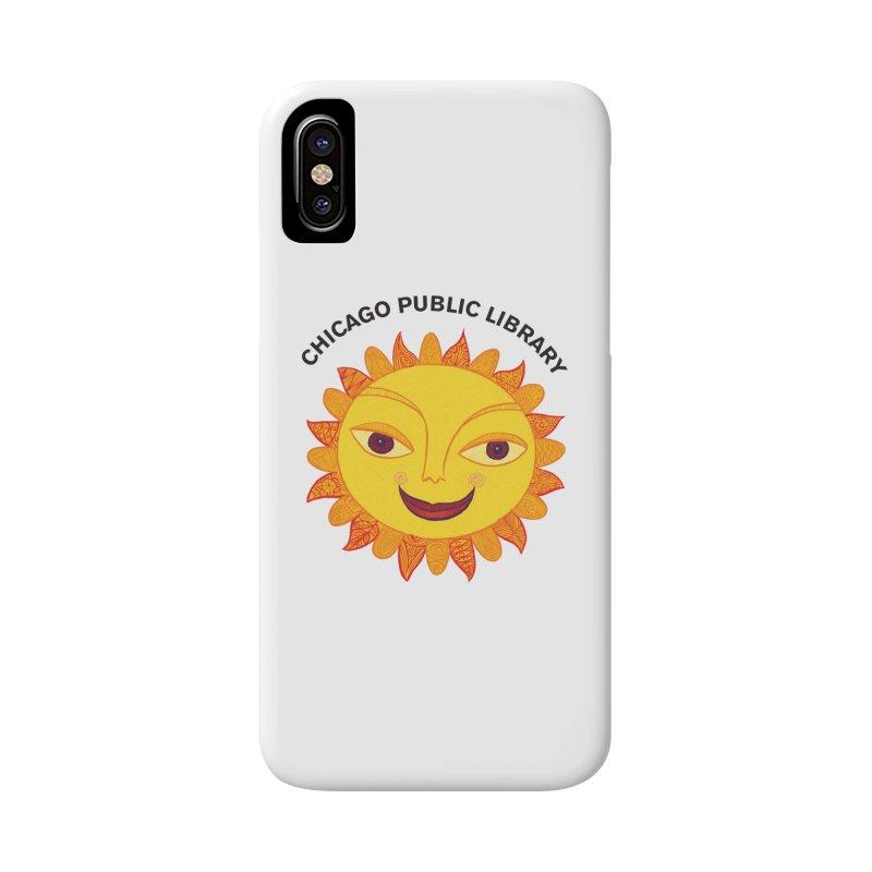 Summer 2019 Sun Accessories Phone Case by Chicago Public Library Artist Shop