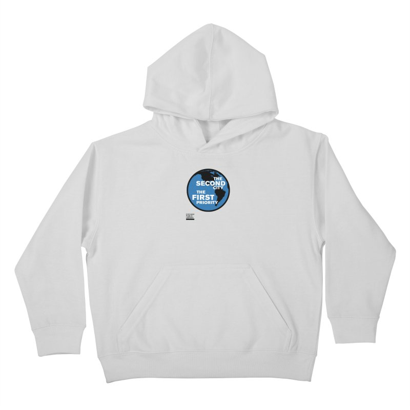 One Book, One Chicago 2019 Second City Black Kids Pullover Hoody by Chicago Public Library Artist Shop