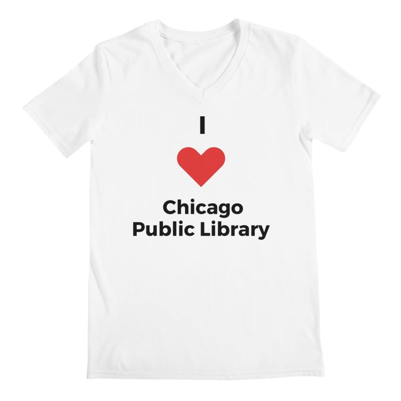 Men's None by Chicago Public Library Artist Shop