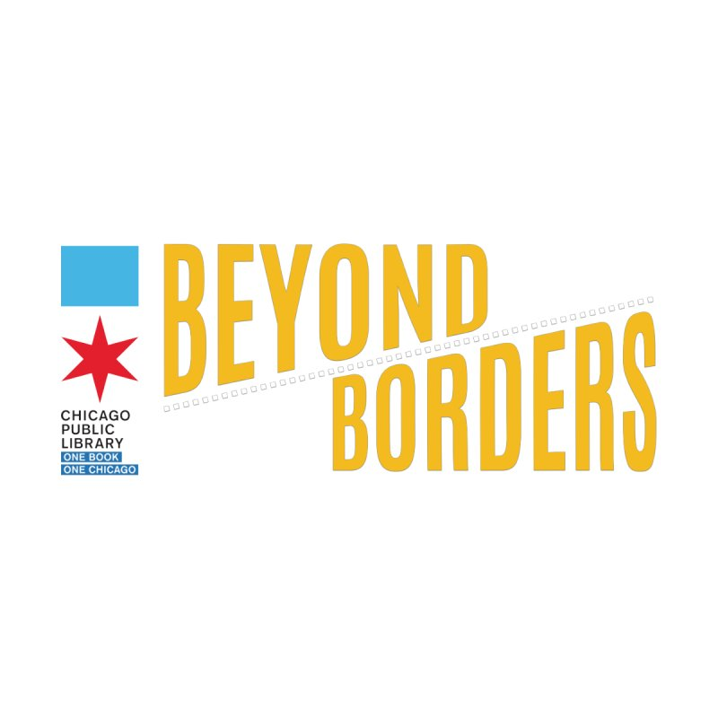 One Book, One Chicago 2020 Beyond Borders Theme Accessories Mug by Chicago Public Library Artist Shop