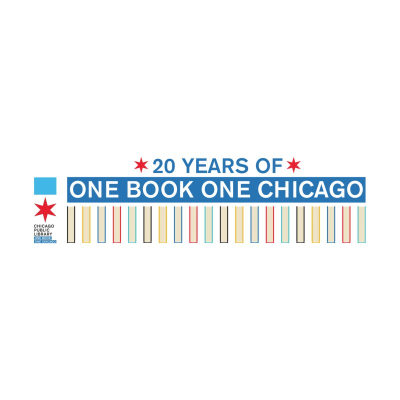 One Book, One Chicago 20th Anniversary Book Row Accessories Mug by Chicago Public Library Artist Shop