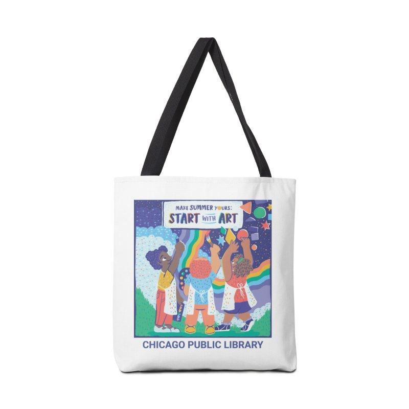 Summer 2021 - Little Kids Accessories Bag by Chicago Public Library Artist Shop