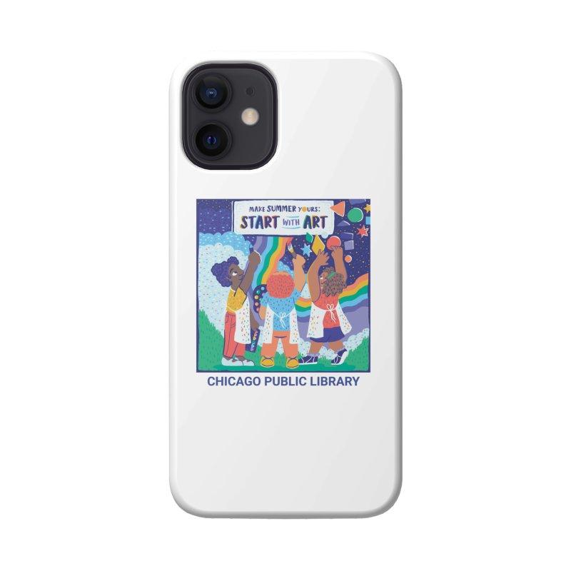Summer 2021 - Little Kids Accessories Phone Case by Chicago Public Library Artist Shop
