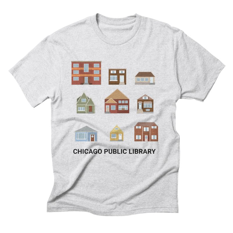 Men's None by Chicago Public Library Artist Shop