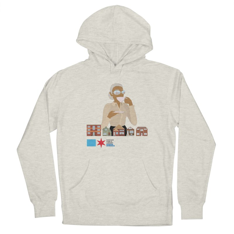 One Book, One Chicago 2021 Mrs. Motley Women's Pullover Hoody by Chicago Public Library Artist Shop