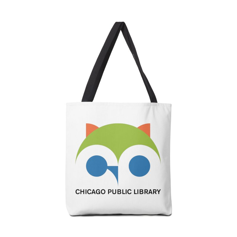 CPL Owl Accessories Bag by Chicago Public Library Artist Shop
