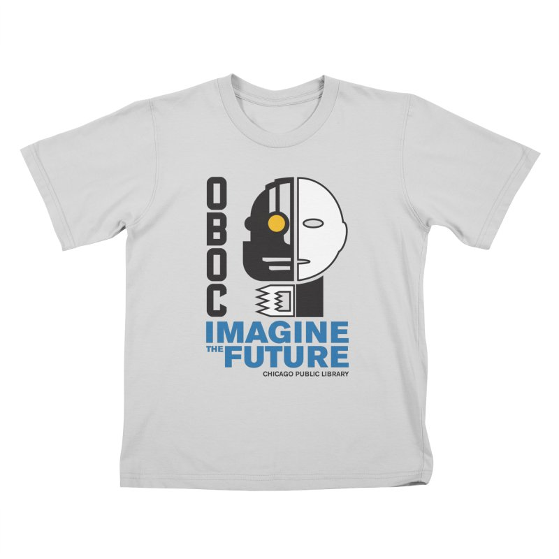 One Book, One Chicago 2018 Imagine the Future Cyborg Kids T-Shirt by Chicago Public Library Artist Shop