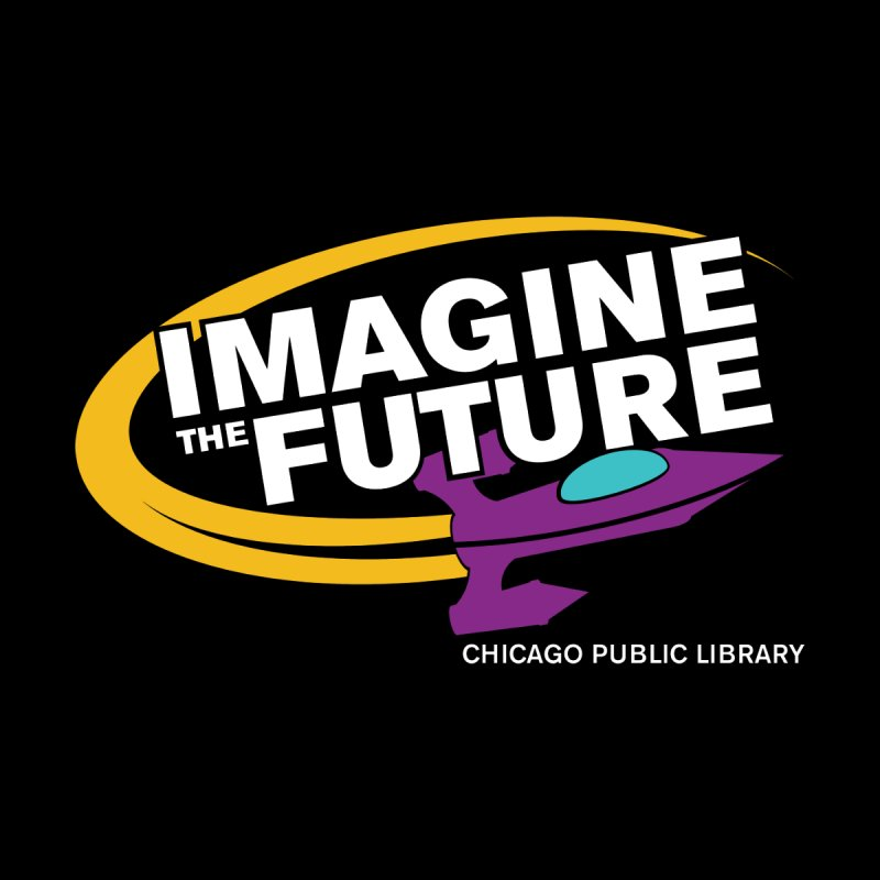 One Book, One Chicago 2018 Imagine the Future Rocket by Chicago Public Library Artist Shop