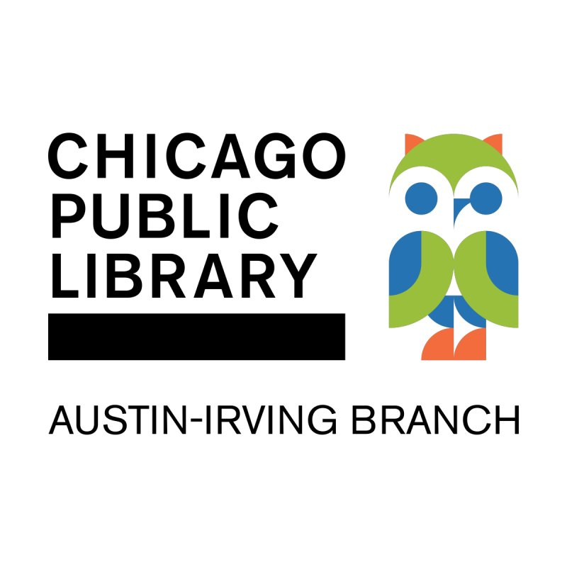 Austin-Irving Branch Accessories Bag by Chicago Public Library Artist Shop