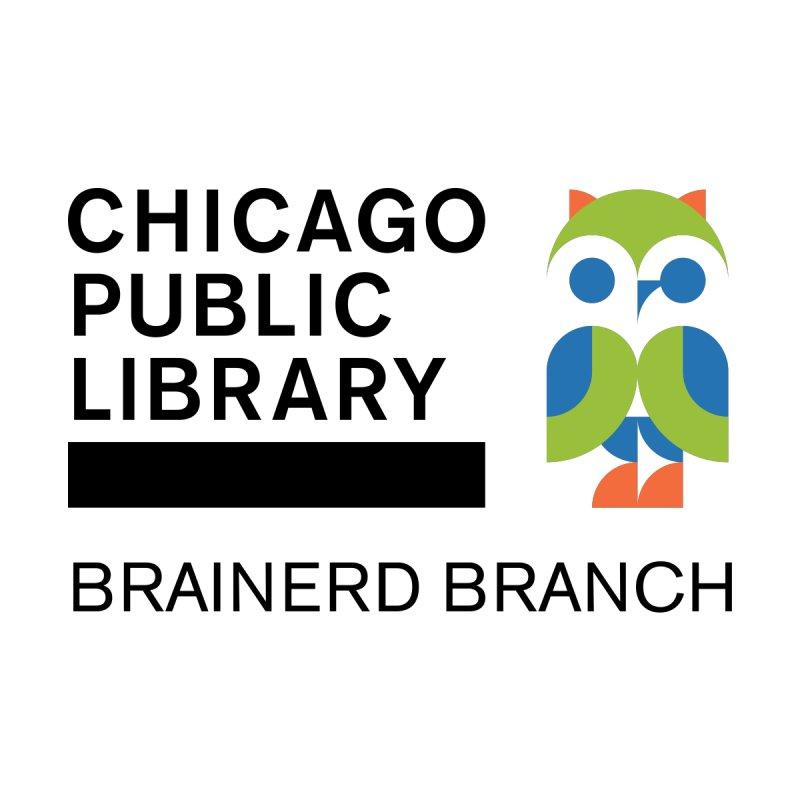 Brainerd Branch Accessories Bag by Chicago Public Library Artist Shop