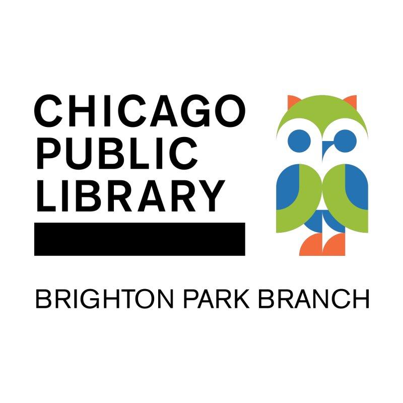 Brighton Park Branch Accessories Mug by Chicago Public Library Artist Shop