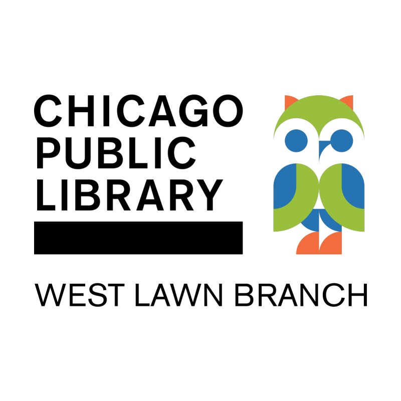 West Lawn Branch by Chicago Public Library Artist Shop