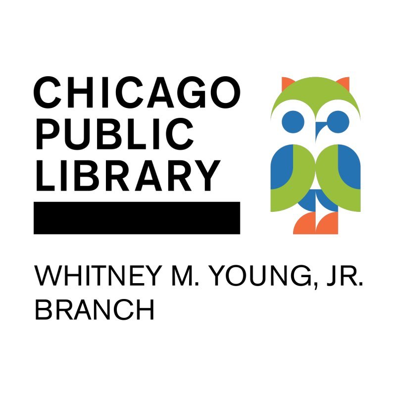 Whitney M. Young, Jr. Branch by Chicago Public Library Artist Shop