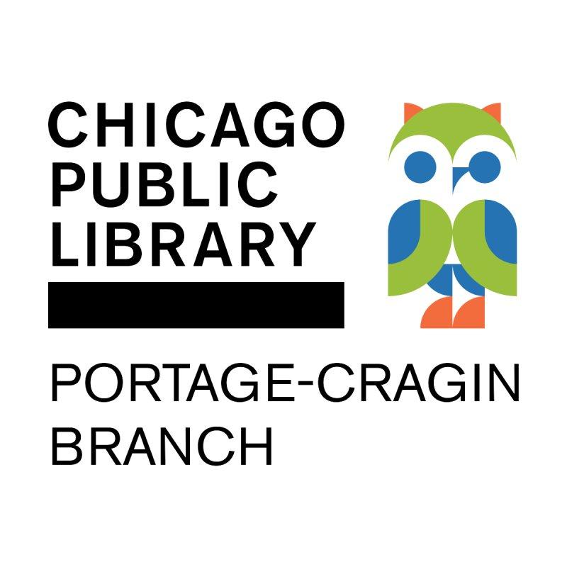 Portage-Cragin Branch by Chicago Public Library Artist Shop