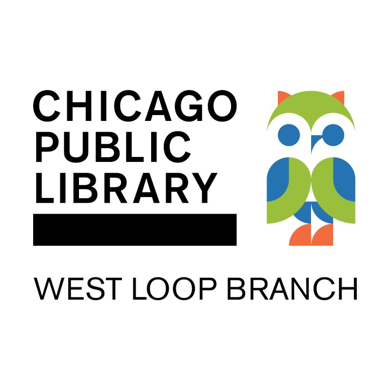 West Loop Branch by Chicago Public Library Artist Shop