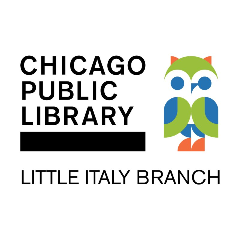 Little Italy Branch by Chicago Public Library Artist Shop