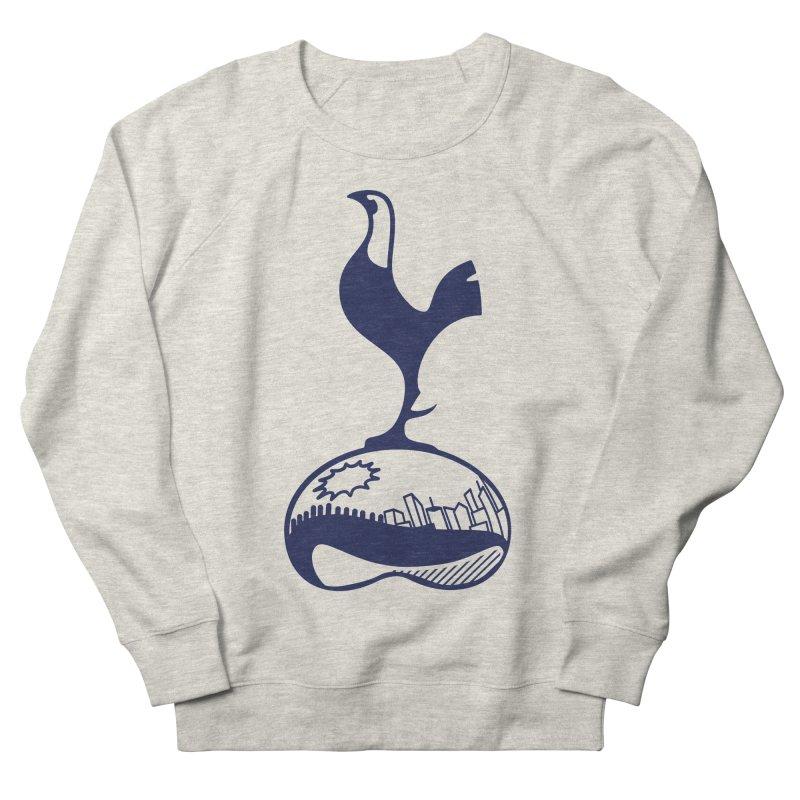 Logo Navy Men's Sweatshirt by chicagospurs's Artist Shop