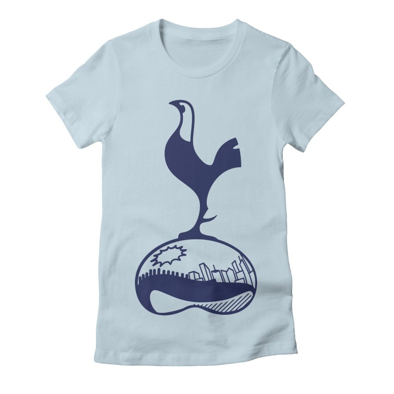 Logo Navy Women's T-Shirt by chicagospurs's Artist Shop