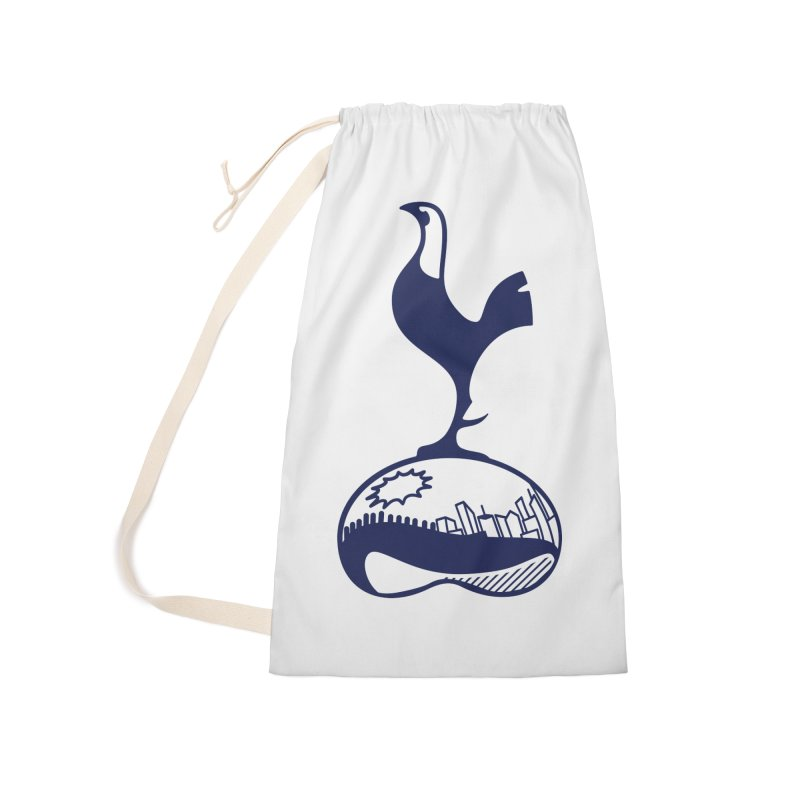 Logo Navy Accessories Bag by chicagospurs's Artist Shop