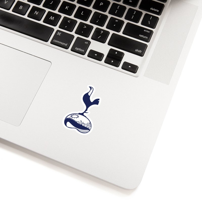Logo Navy Accessories Sticker by chicagospurs's Artist Shop