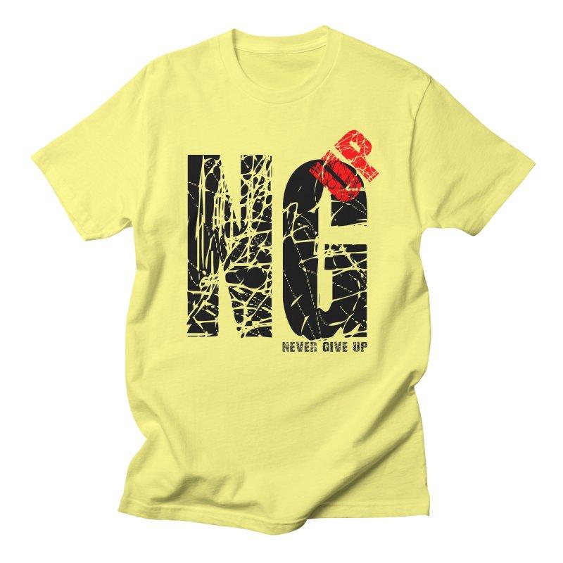 NG UP Men's T-Shirt by chicharostudios's  Shop