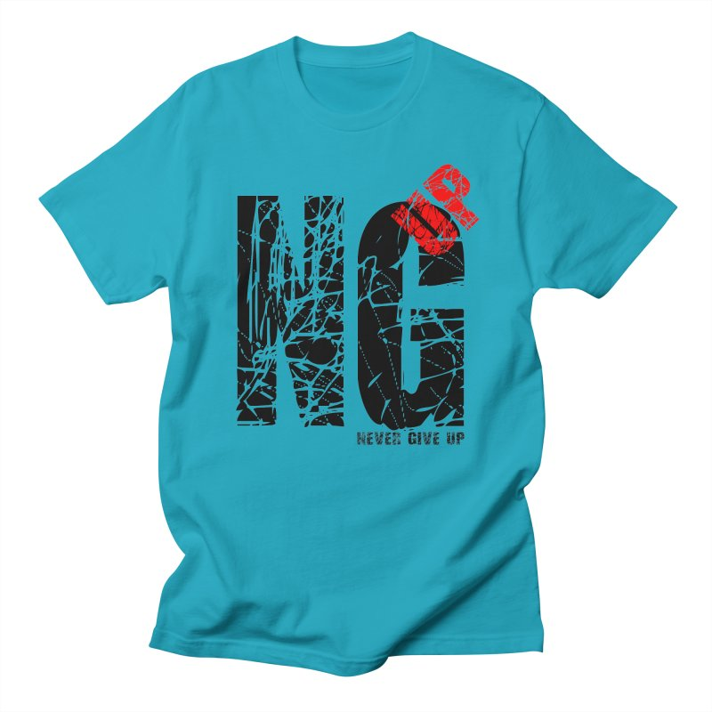 NG UP Women's Regular Unisex T-Shirt by chicharostudios's  Shop