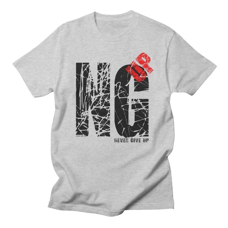 NG UP Men's Regular T-Shirt by chicharostudios's  Shop
