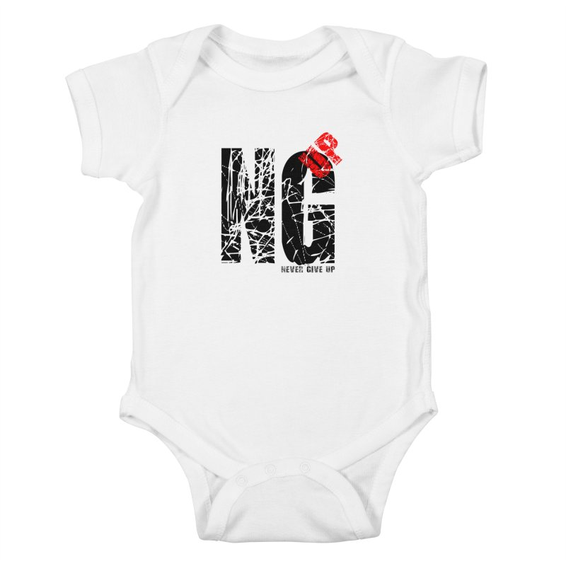 NG UP Kids Baby Bodysuit by chicharostudios's  Shop