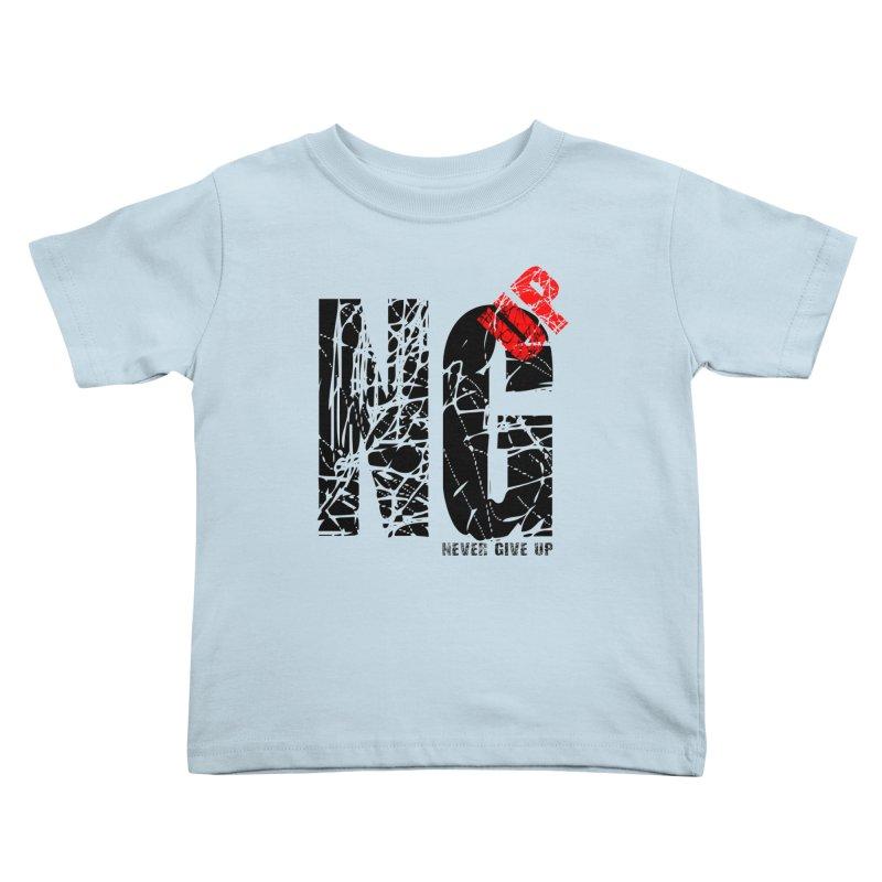 NG UP Kids Toddler T-Shirt by chicharostudios's  Shop