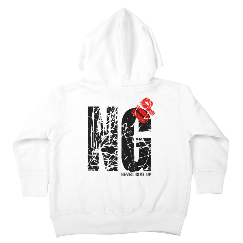 NG UP Kids Toddler Zip-Up Hoody by chicharostudios's  Shop