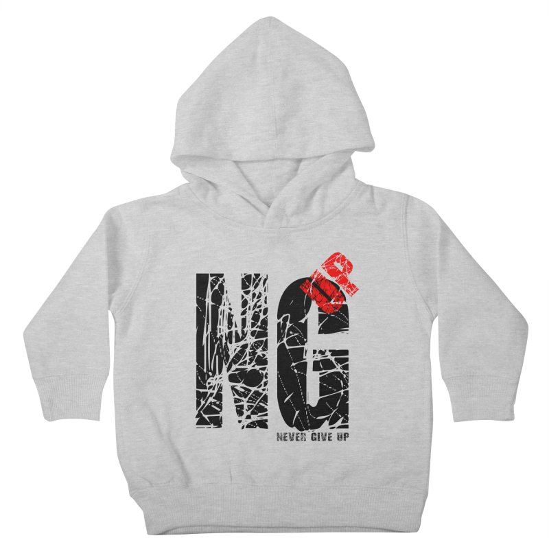 NG UP Kids Toddler Pullover Hoody by chicharostudios's  Shop