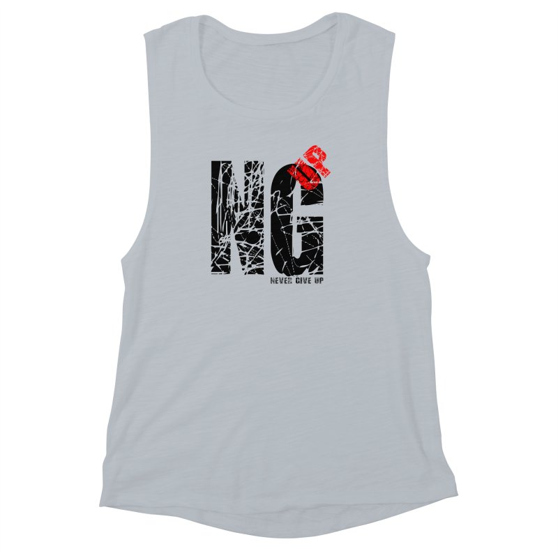 NG UP Women's Muscle Tank by chicharostudios's  Shop