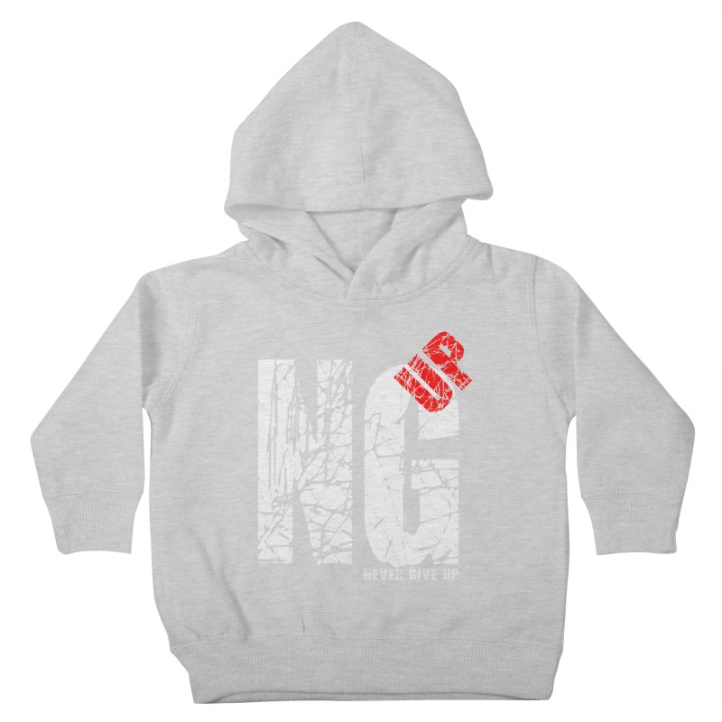 NG UP White Kids Toddler Pullover Hoody by chicharostudios's  Shop