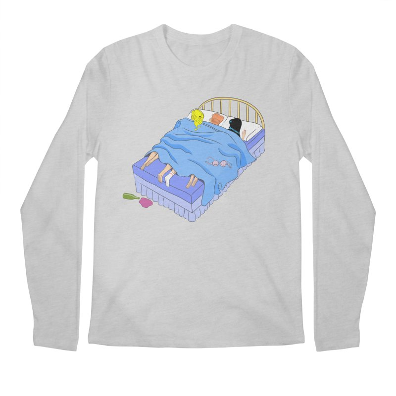 Untitled (The Lost Digest) Men's Longsleeve T-Shirt by Chick & Owl Artist Shop