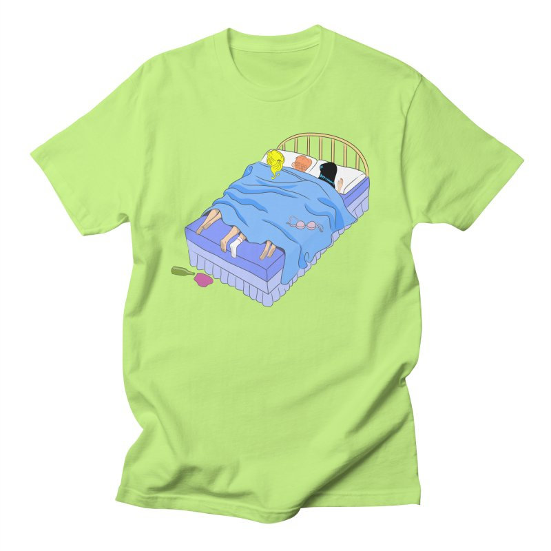 Untitled (The Lost Digest) Women's Regular Unisex T-Shirt by Chick & Owl Artist Shop