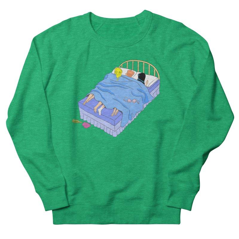 Untitled (The Lost Digest) Women's Sweatshirt by Chick & Owl Artist Shop