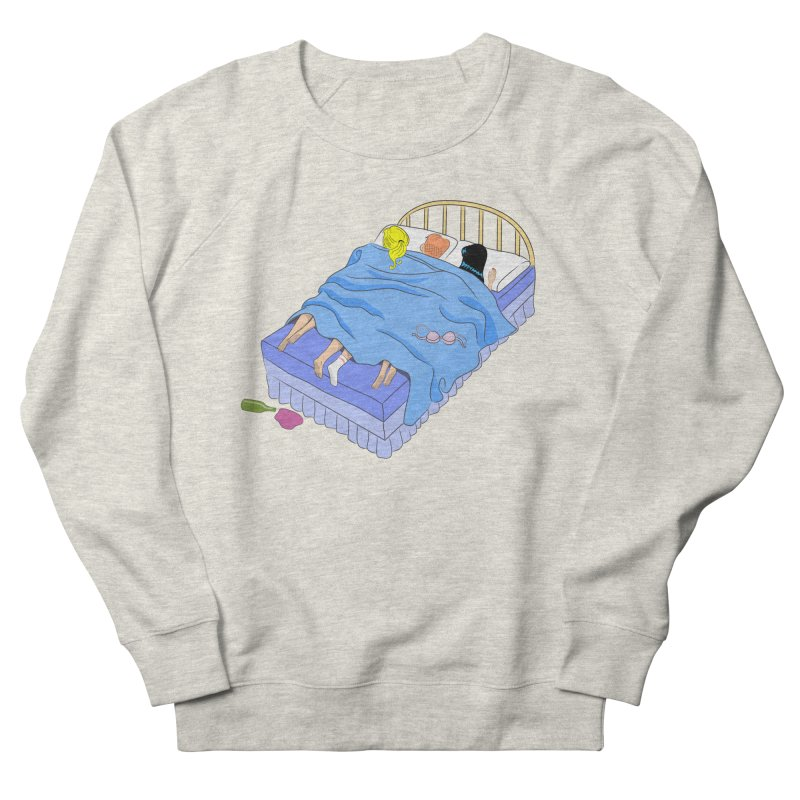 Untitled (The Lost Digest) Men's French Terry Sweatshirt by Chick & Owl Artist Shop