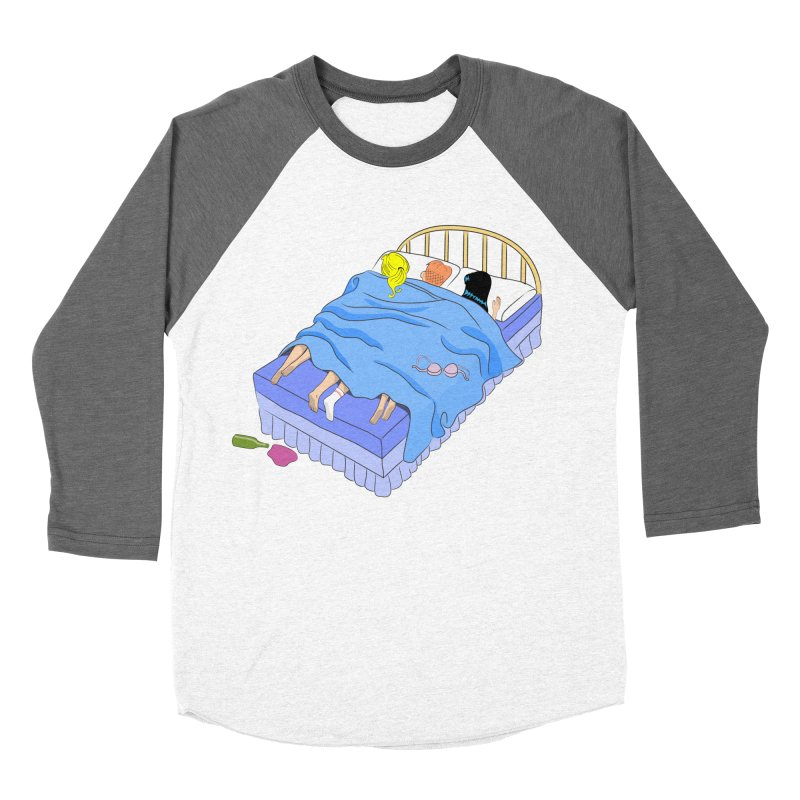 Untitled (The Lost Digest) Men's Baseball Triblend Longsleeve T-Shirt by Chick & Owl Artist Shop